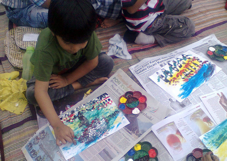 FAS Indonesia Painting Competition