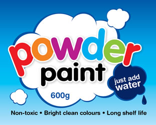 FAS Powder Paint