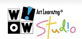 wow art learning studio