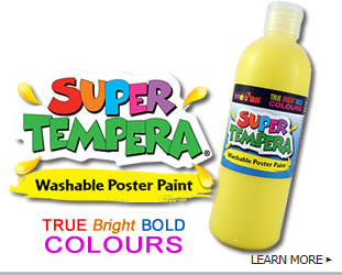 FAS Super Tempera Kids Poster Paint