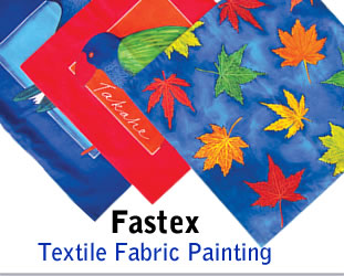 Fastex textile ink