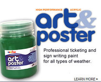 FAS Art & Poster Paint