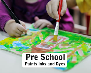 FAS Pre-School Paints