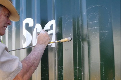 Signwriting paint